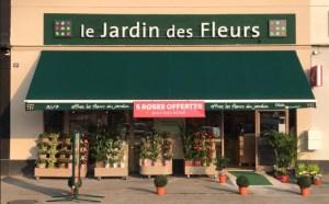 Comment contacter Le Jardin des fleurs ?