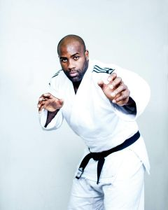 Comment contacter Teddy Riner ?