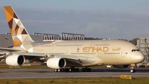 Comment contacter Etihad Airways
