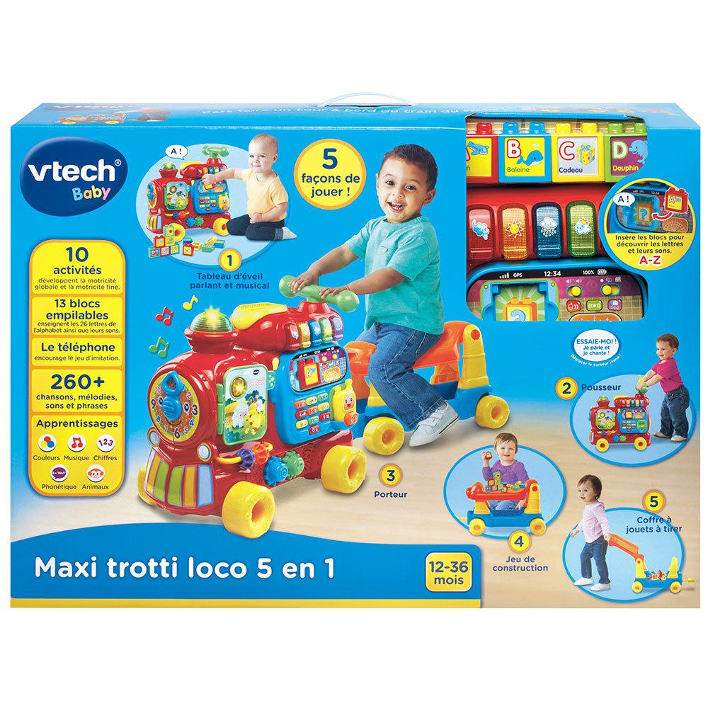 Comment contacter le fabricant des jouets Vtech