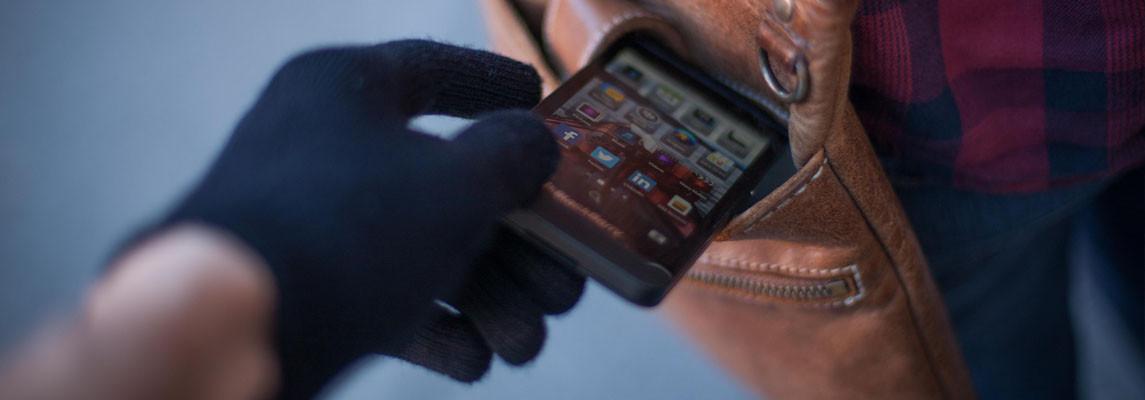 Qui contacter en cas de téléphone mobile volé ?