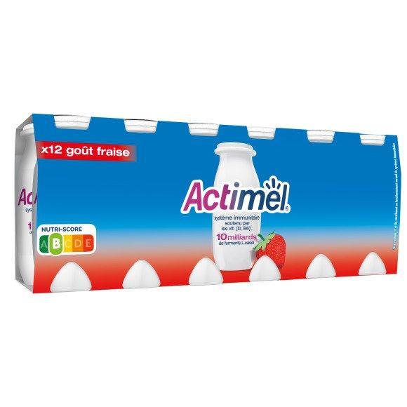 Comment contacter Actimel