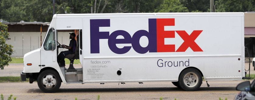 Comment contacter FedEX