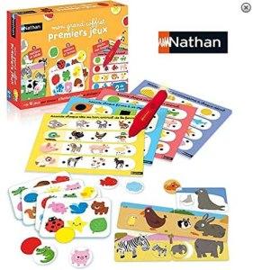 Comment contacter le fabricant des jeux Nathan