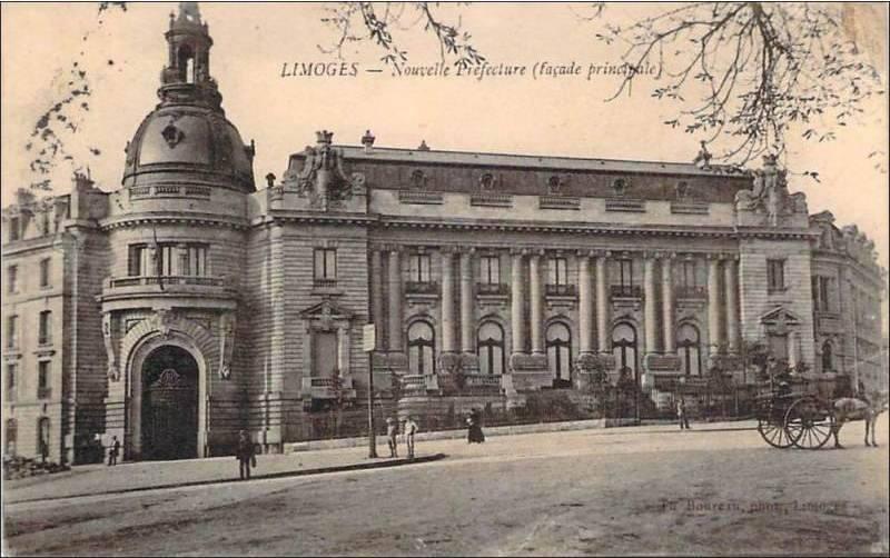 Comment contacter la préfecture de la Haute-Vienne