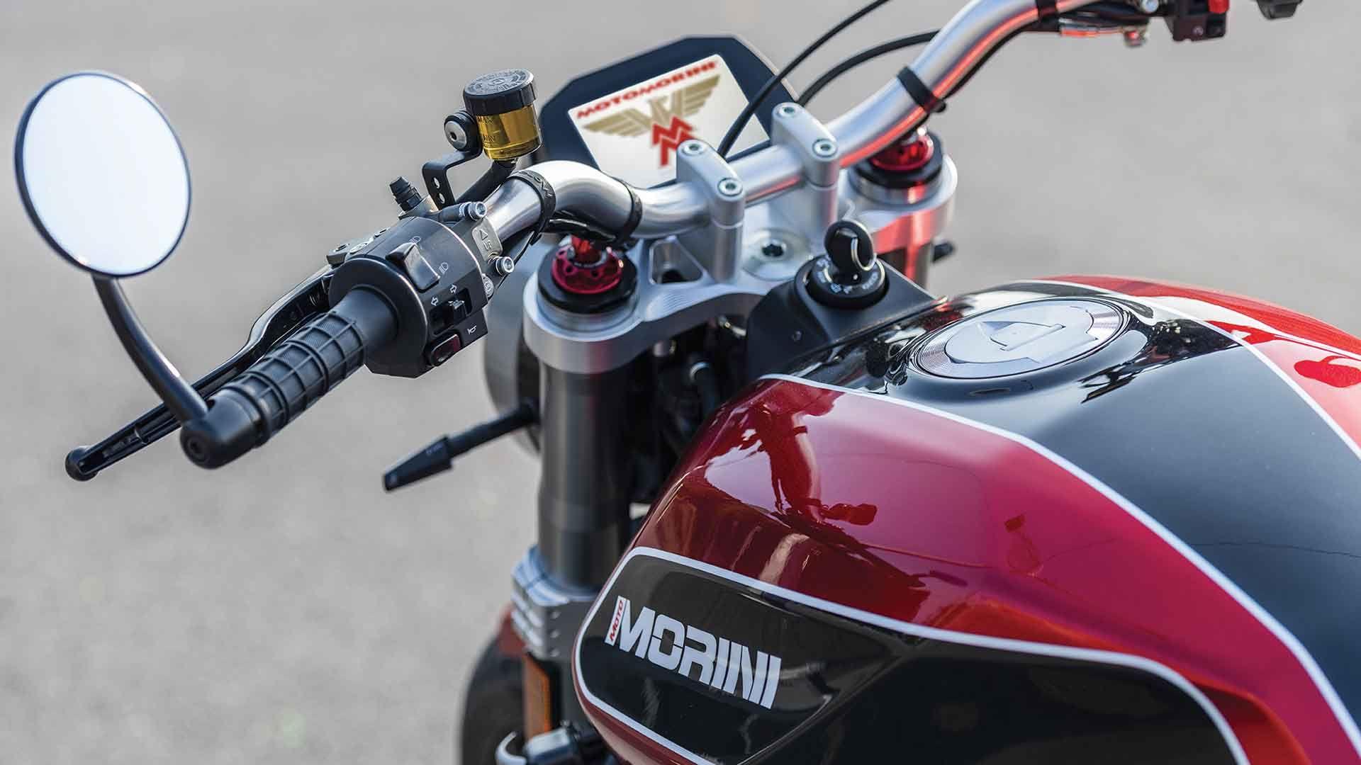 Comment contacter Moto Morini