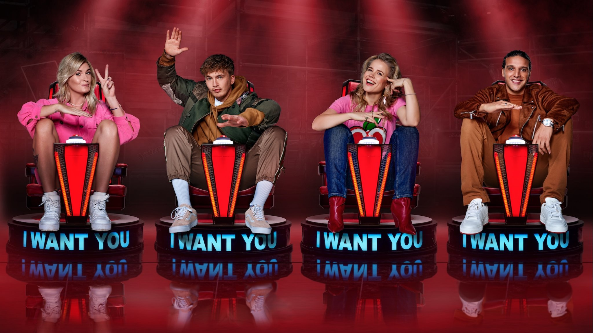 The journey to discover young talents will begin on jan. These Are The Four Talented Finalists In The Voice Kids 2021