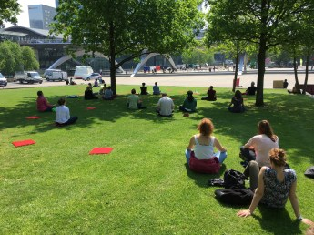 Meditation collective Lille mai 2016