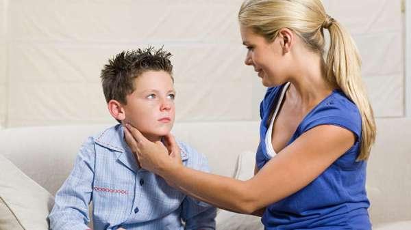 Свинка у детей - что нужно знать о заболевании ...