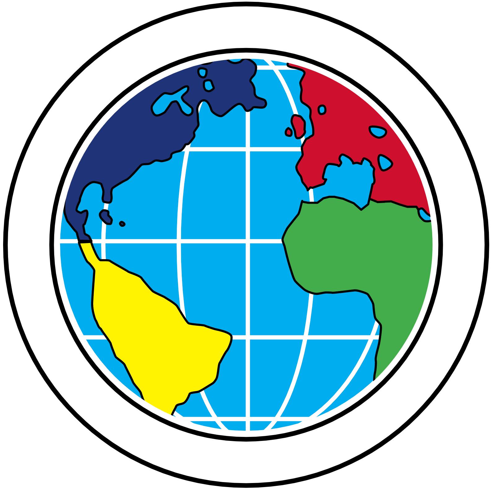 Citizenship In The World Merit Badge Heart Of New