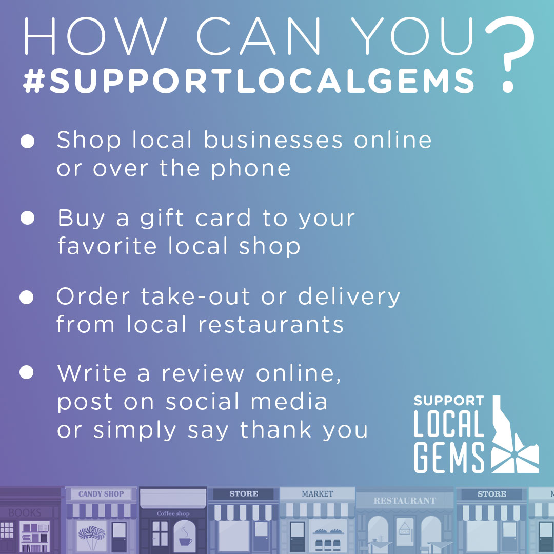 Support Local Gems