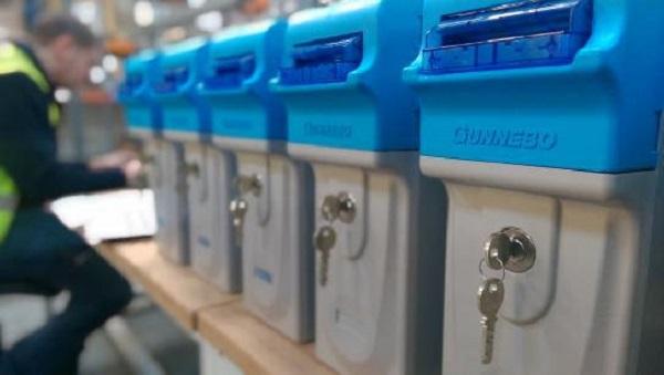 Gunnebo représente le spécialiste européen en matière de sécurisation des mouvements d'argent dans les points de vente