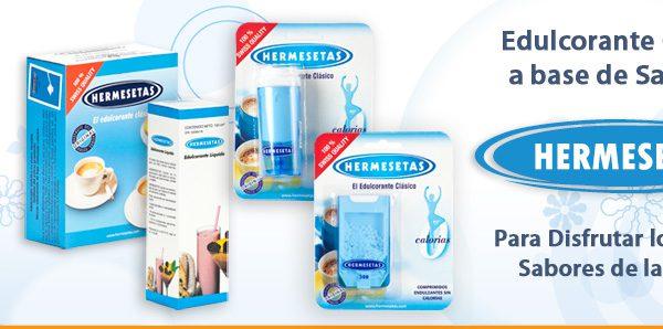 Hermesetas utilise les observations des consommateurs pour améliorer ses produits