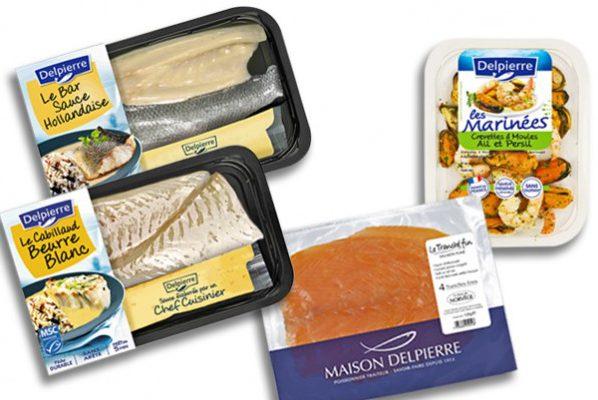 Donner envie de consommer des produits de la mer est l objectif de Delpierre