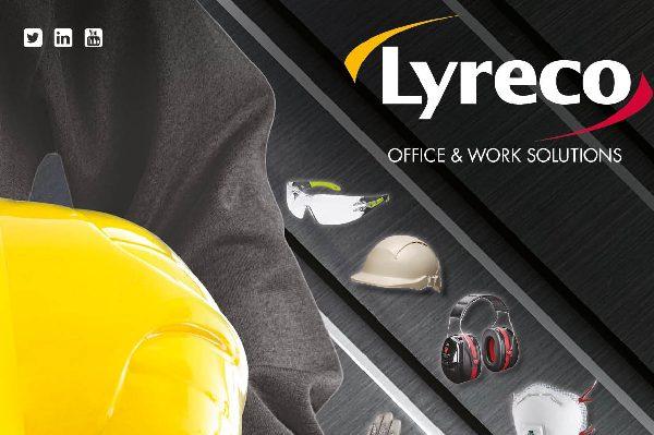 Montrer une réflexion autour des besoins fait du Lyreco catalogue un exemple