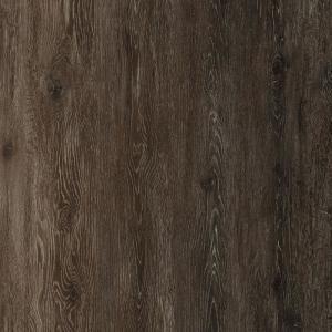 6 in x 36 in khaki oak dark luxury vinyl plank flooring 24 sq ft case 853112 303060342