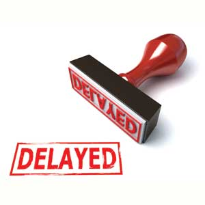 Delayed Annual return