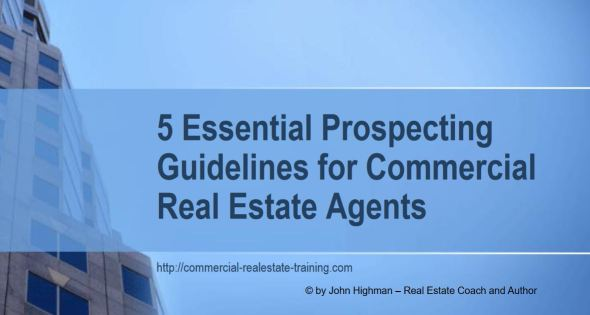 commercial real estate prospecting