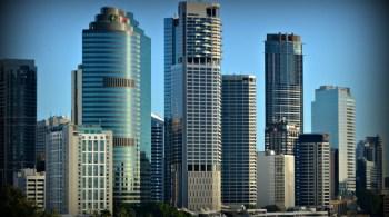 city high rise buildings