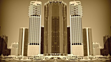 commercial high rise buildings