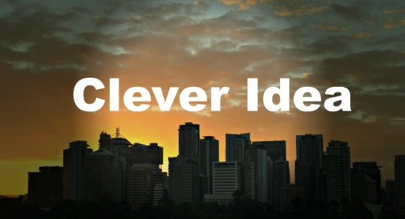 clever idea in commercial real estate brokerage
