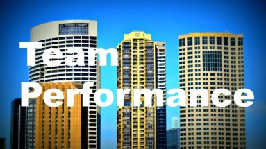 city buildings on skyline
