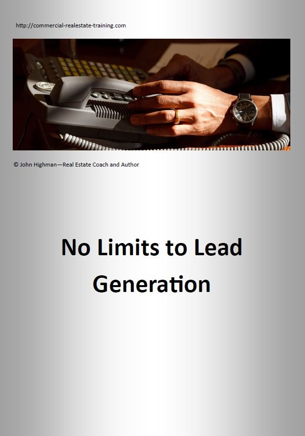 Lead generation report