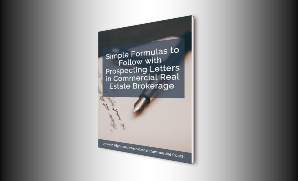 ebook cover on Prospecting Letters