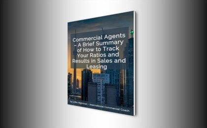 ebook about commercial real estate results and ratios