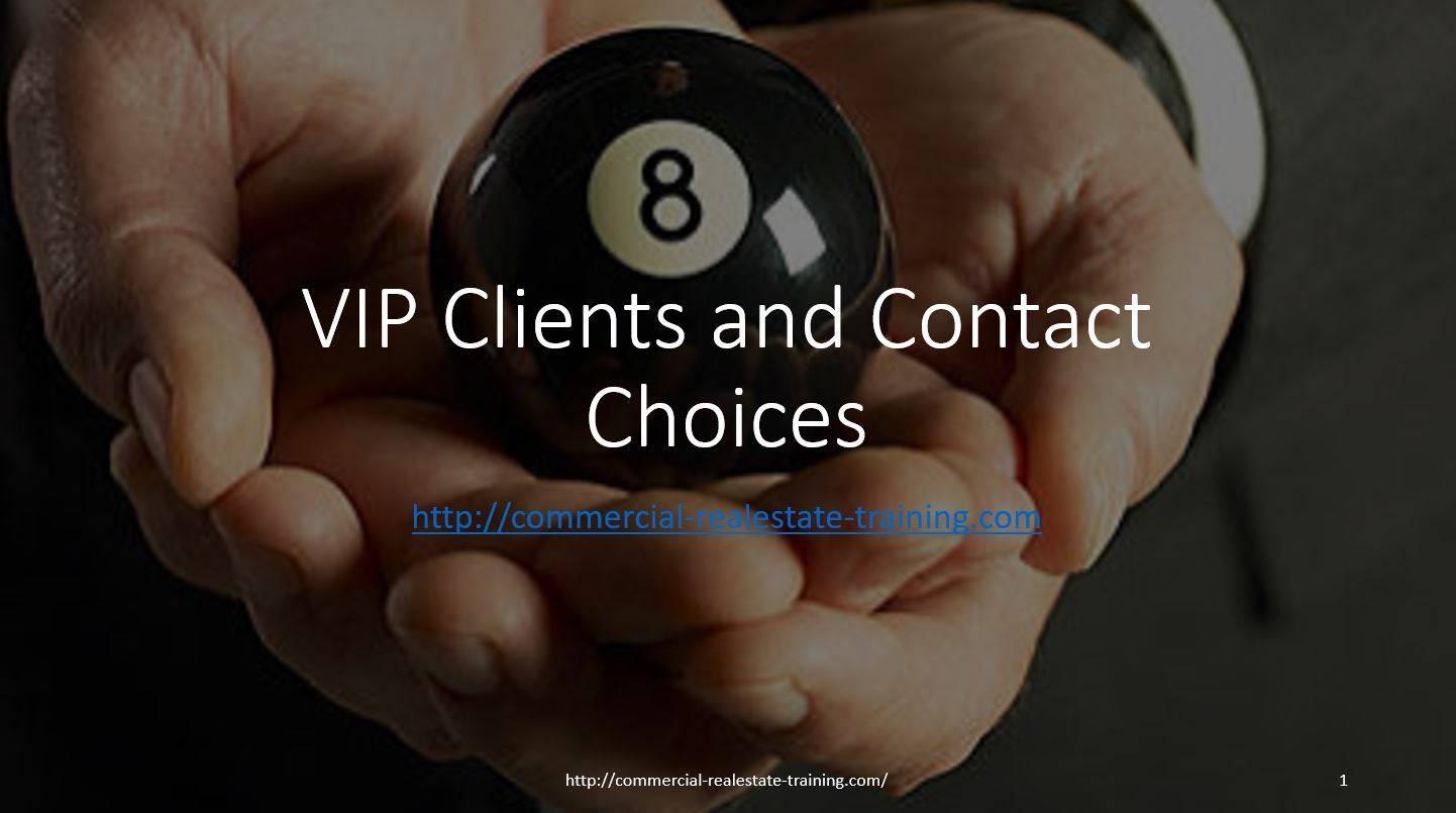 Direct Marketing to VIPs Guaranteed
