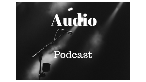 audio podcast in commercial real estate brokerage