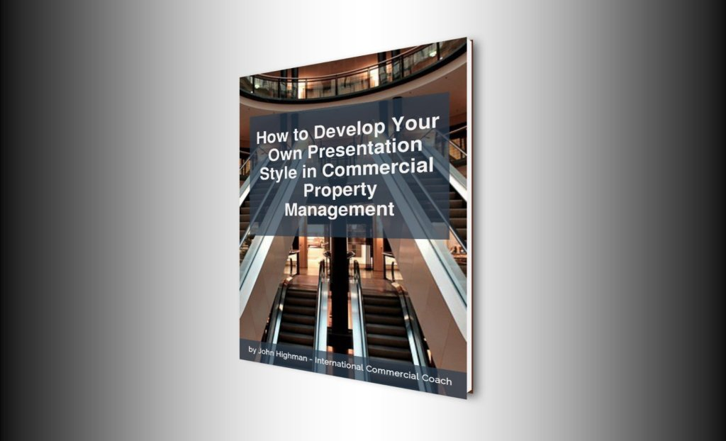 How to Develop Your Own Presentation Style in Commercial