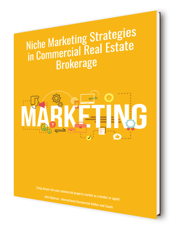 niche marketing booklet cover