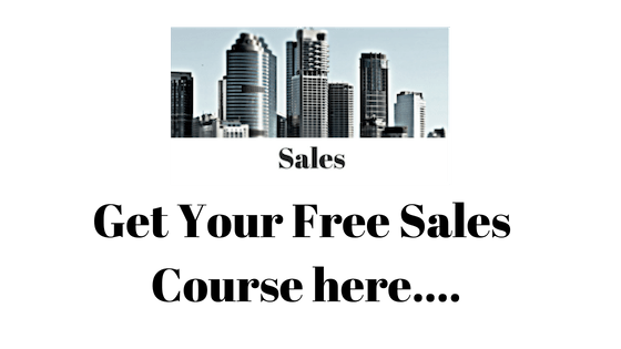 free sales course