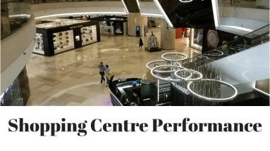 shopping centre foyer