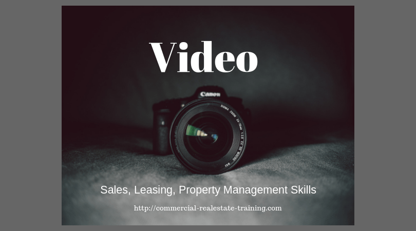 commercial real estate training video