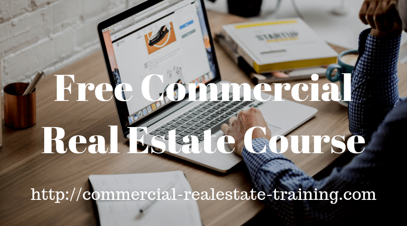 free courses in commercial real estate