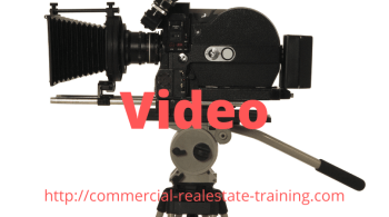 commercial real estate video camera