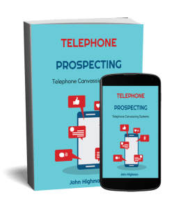 telephone prospecting facts for agents ebook
