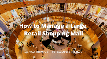 retail shopping mall multi level