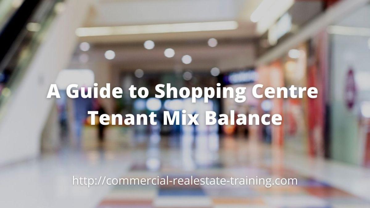 retail shopping mall