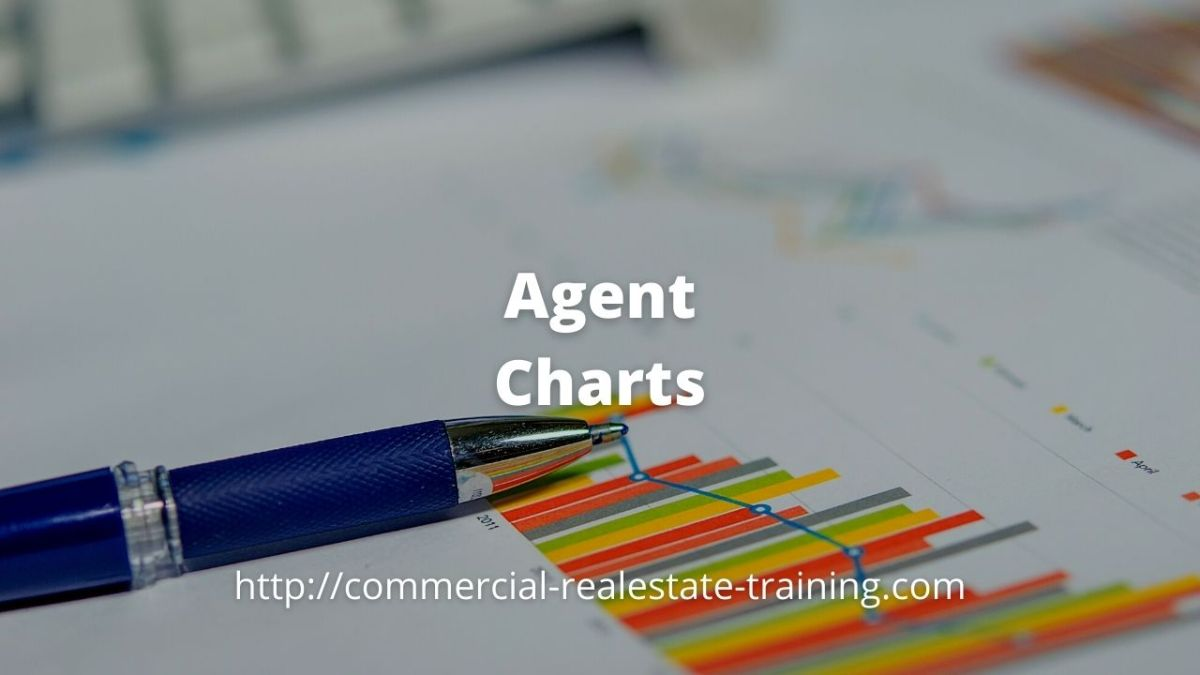 commercial real estate agent charts