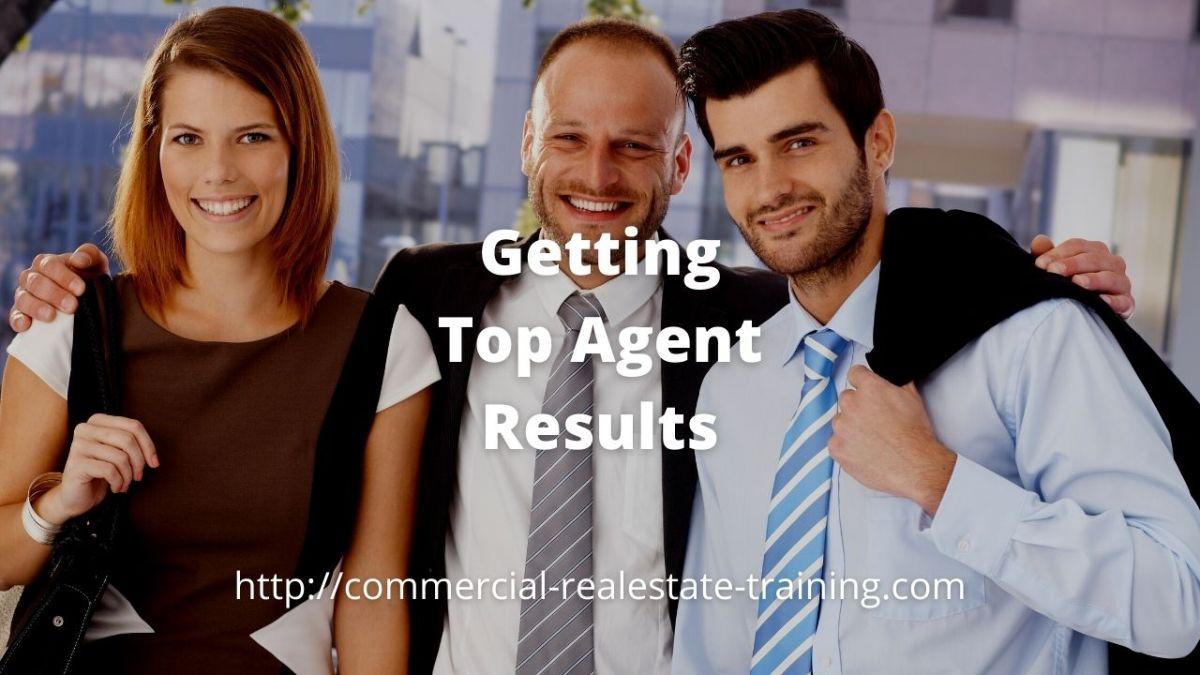 real estate agent team