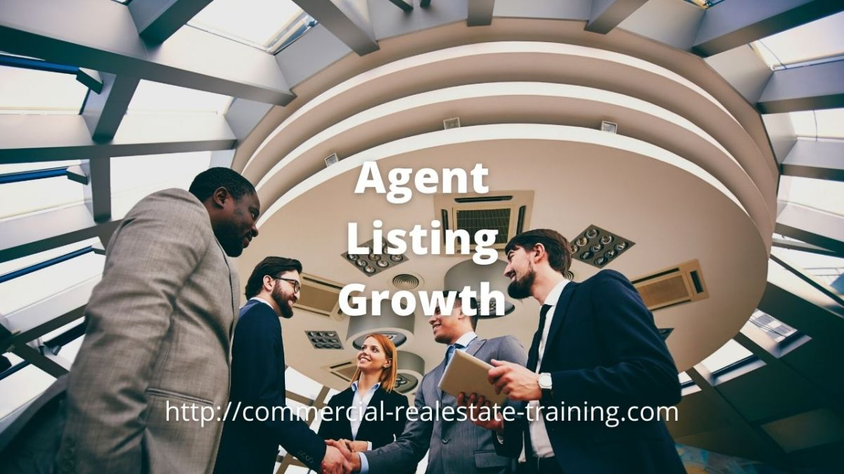 real estate business team greeting