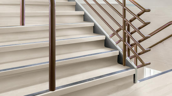 rubber stair treads commercial