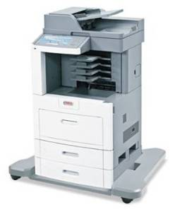 Oki Laser Copy Machine MB790m $4851