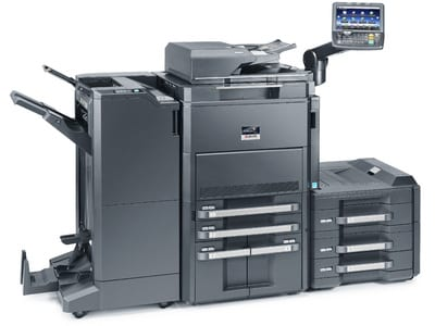 Kyocera 7551ci Office Copier Review | Commercial Copy Machine