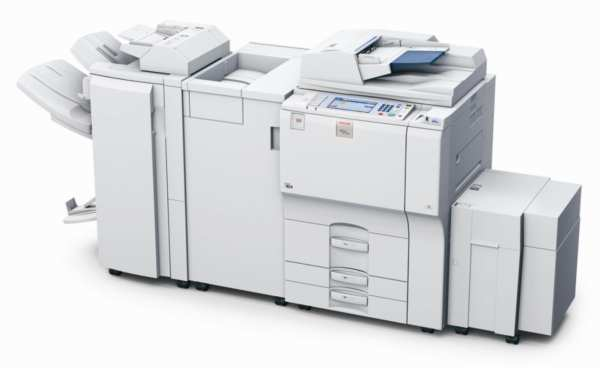 Ricoh Aficio MP 6001 Office Copier