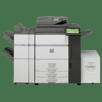 Sharp MX-6500N Copier