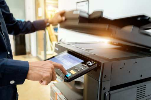 office copier printer scanner